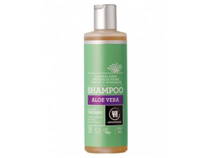 PO EXPIRACI - Urtekram Šampon aloe vera, 250ml