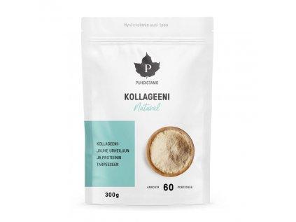 Puhdistamo Collagen 300g natural - přírodní hovězí kolagen
