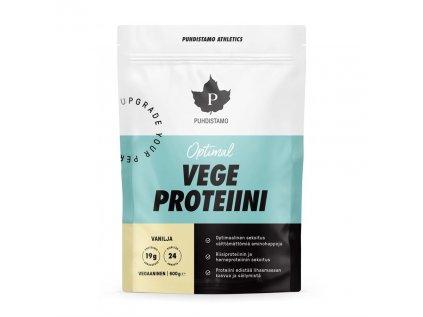Puhdistamo Vegan protein, vanilka