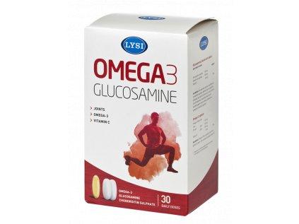 Lýsi Omega 3 + glukosamin a chondroitin, na 30 dní