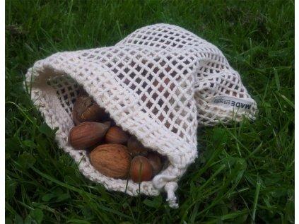Re-Sack Small - Malý síťovinový sáček na ovoce a zeleninu, 2ks
