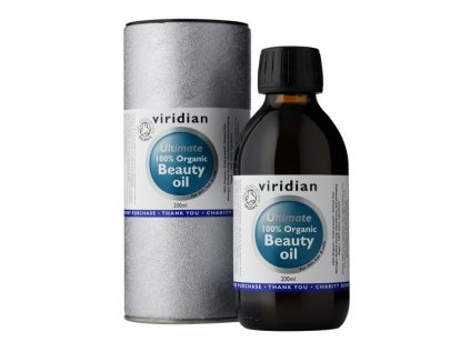 Viridian Bio Beauty olej, 200ml