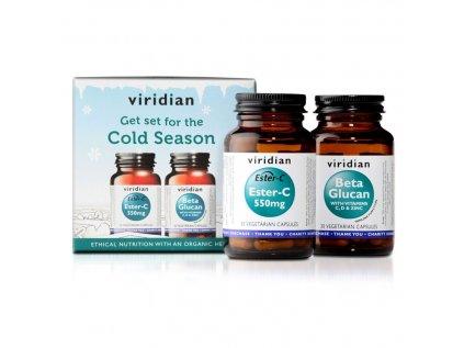 Viridian Chřipkové období, 60 kapslí