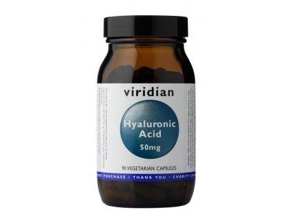 Viridian Kyselina hyaluronová, 90 kapslí