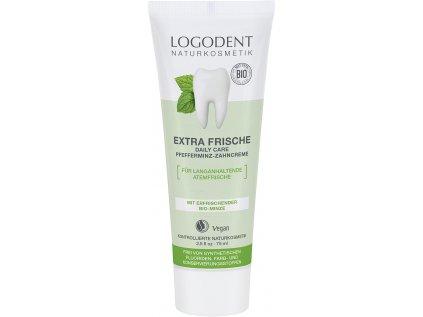 Logodent Extra Fresh Daily Care - Zubní krém Máta