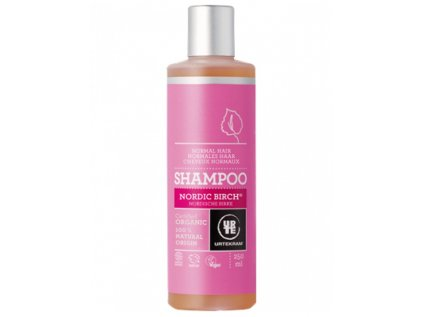 Urtekram Šampon severská bříza pro normání vlasy, 250ml