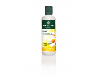 Herbatint Chamomile Shampoo – Heřmánkový šampon na barvené vlasy
