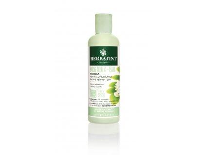 VZOREK Herbatint Moringa Repair Conditioner, bio kondicionér na barvené vlasy