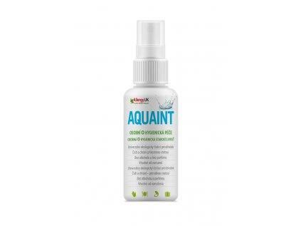 Aquaint 100% ekologická čisticí voda, 50 ml