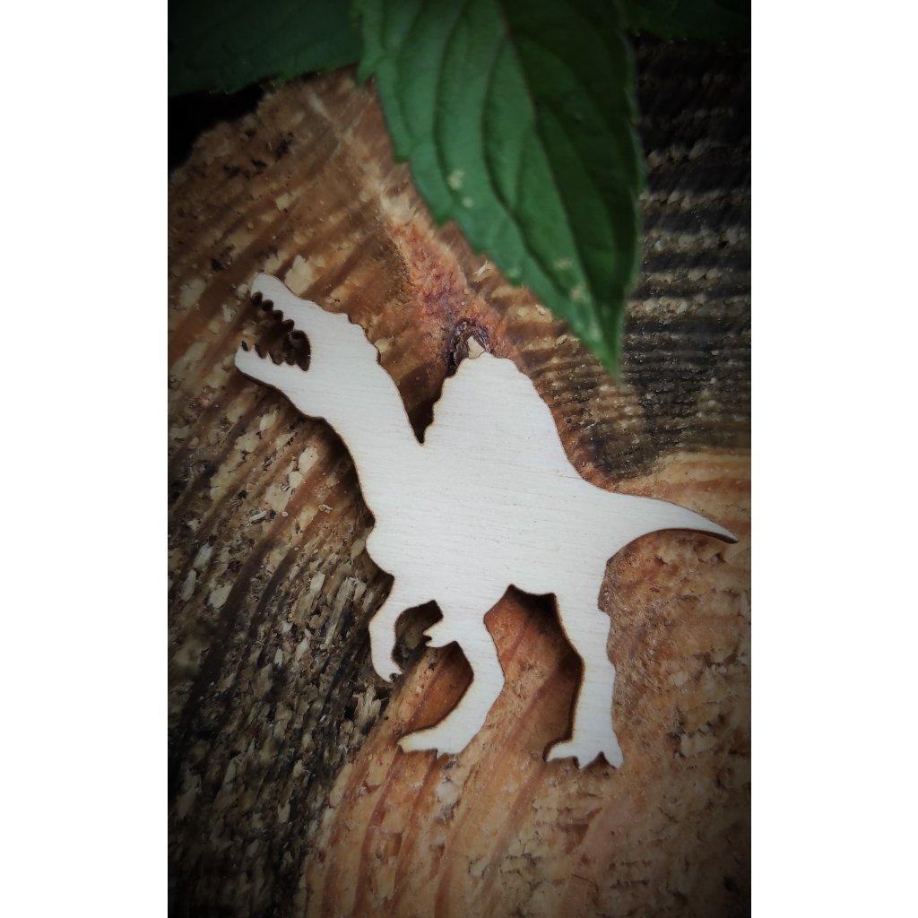 Spinosaurus nový