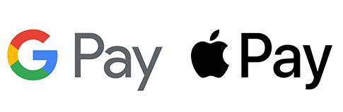 Google Pay a Apple Pay