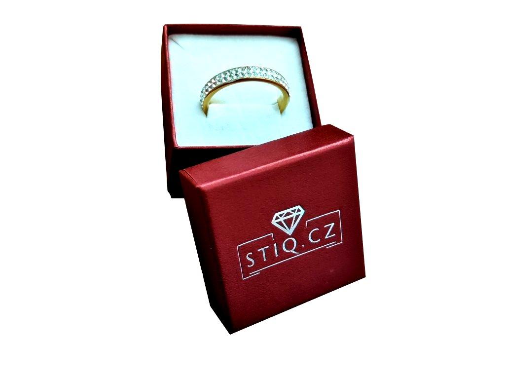 Prsten v krabičce