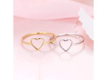 srdíčový prsten