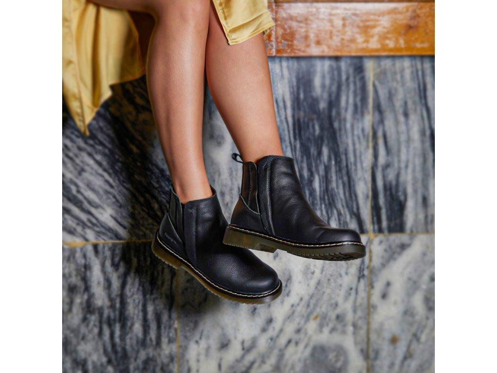 Dámská stylová Chelsea obuv PARFEYING