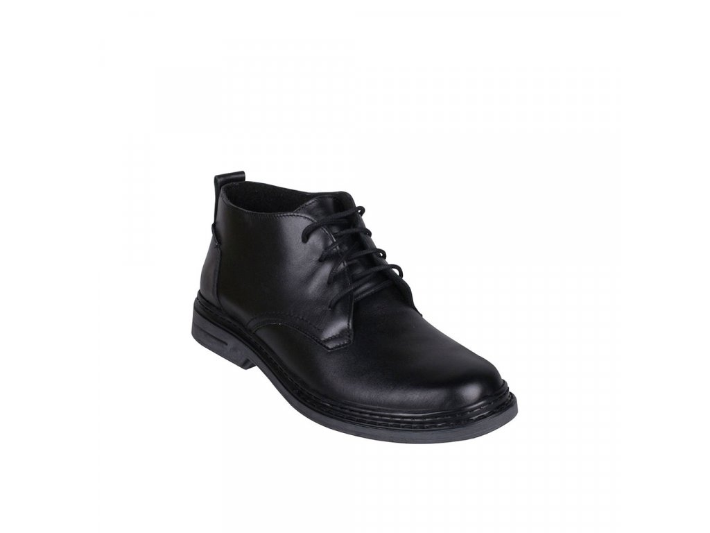 Pánská kožená kotníková obuv STIVAL