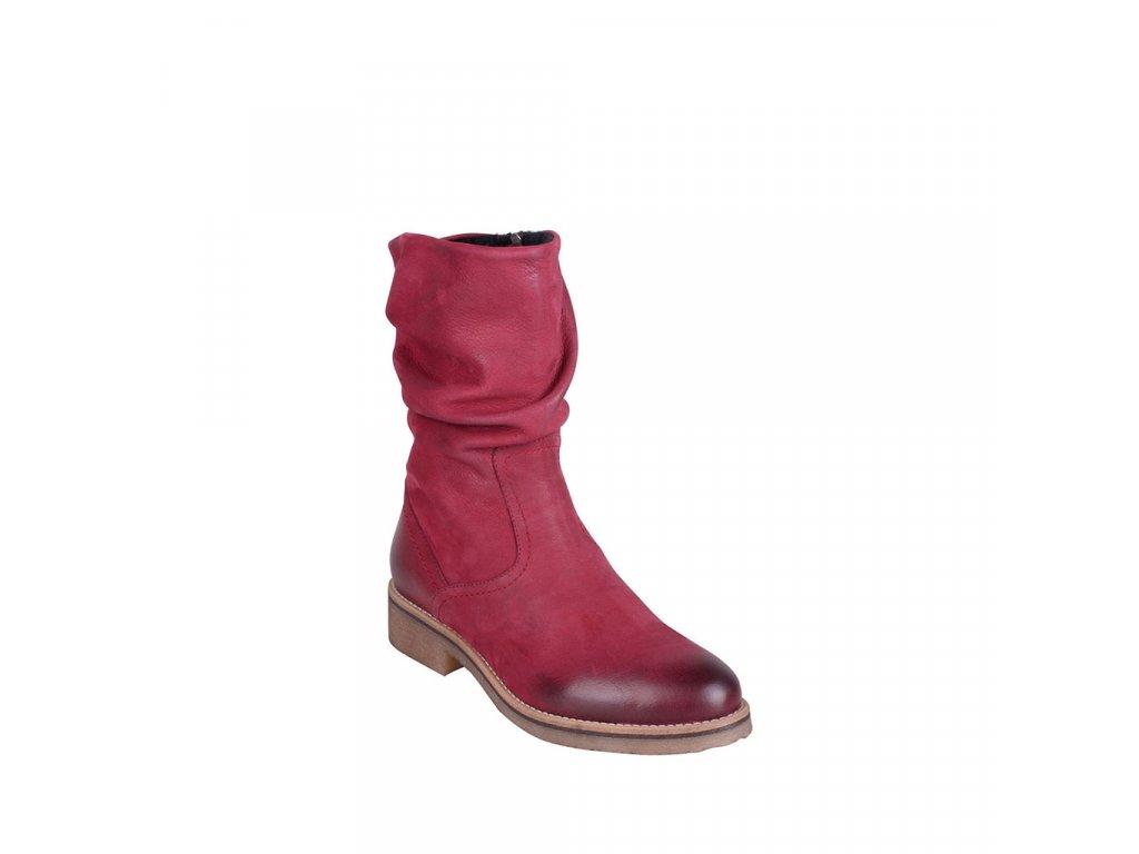 Dámská kožená kotníková obuv STIVAL - Brooklyn