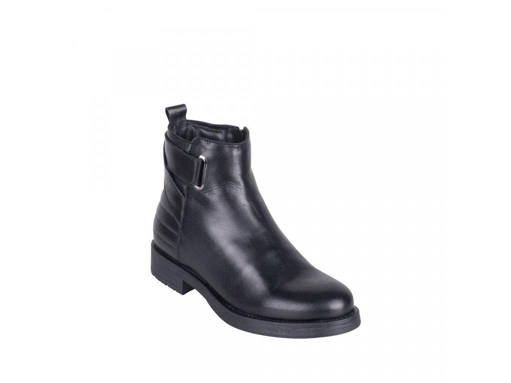 Dámská kožená kotníková obuv STIVAL - Breonna