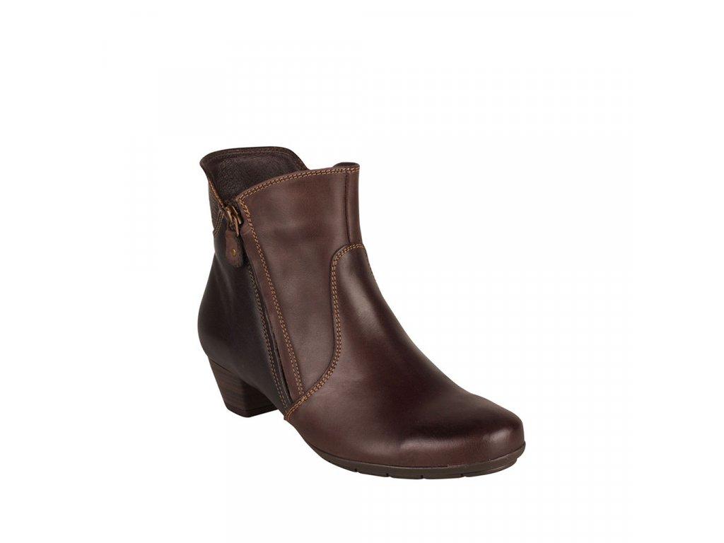 Dámská kožená kotníková obuv STIVAL - Karina