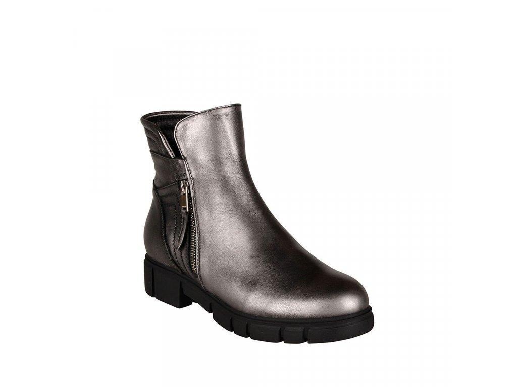 Dámská kožená kotníková obuv STIVAL - Arlene