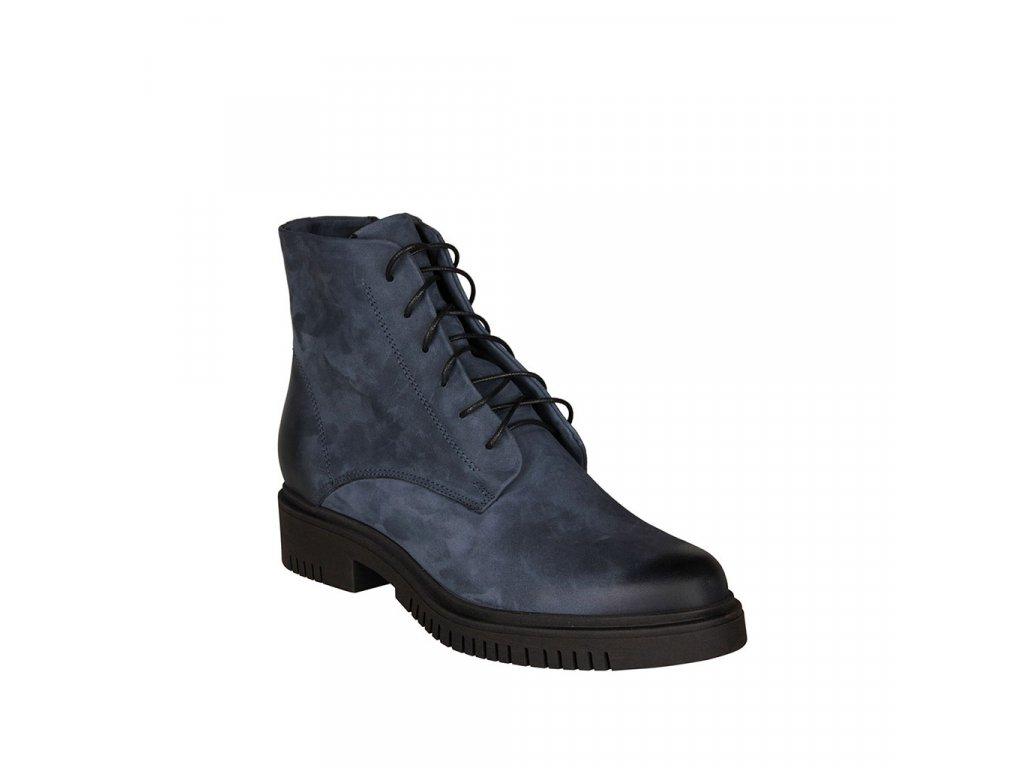 Dámská kožená kotníková obuv STIVAL - Arvilla