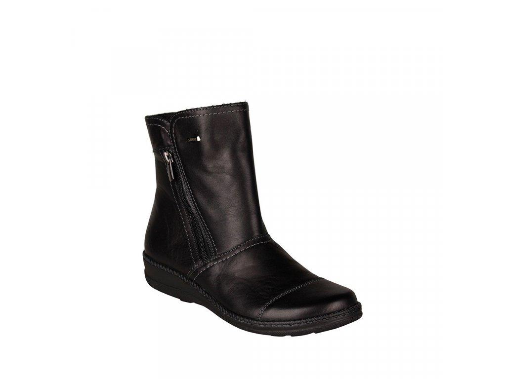 Dámská kožená kotníková obuv STIVAL - Hana