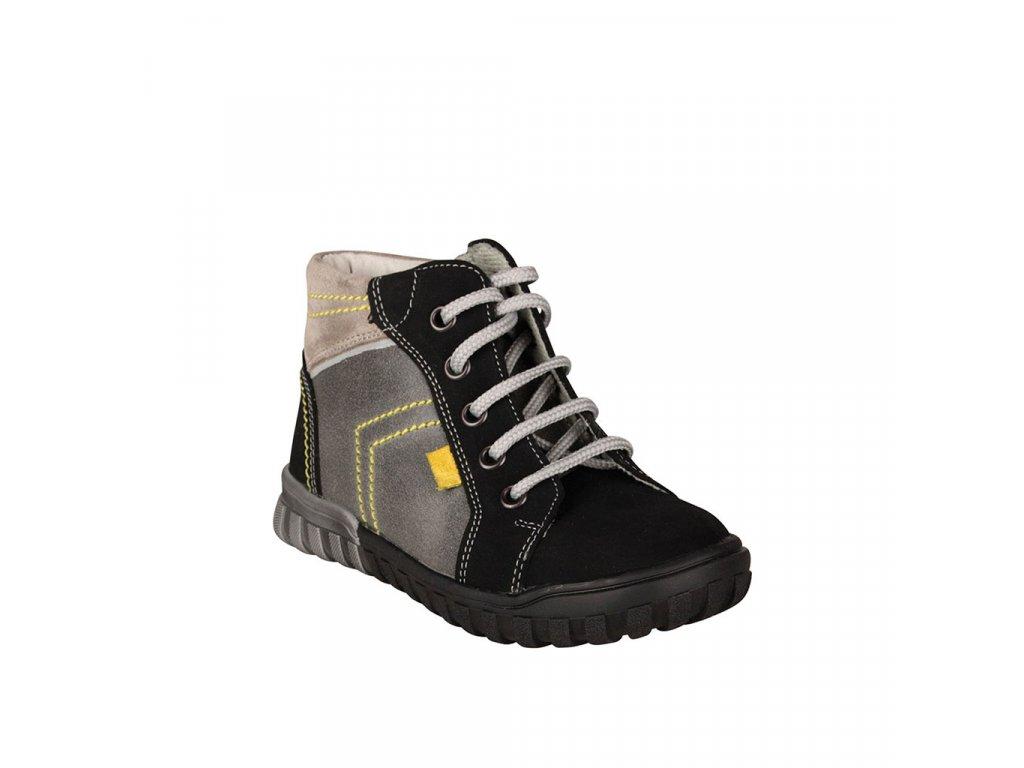 Dětská kotníková obuv vhodná pro celoroční nošení ESSI
