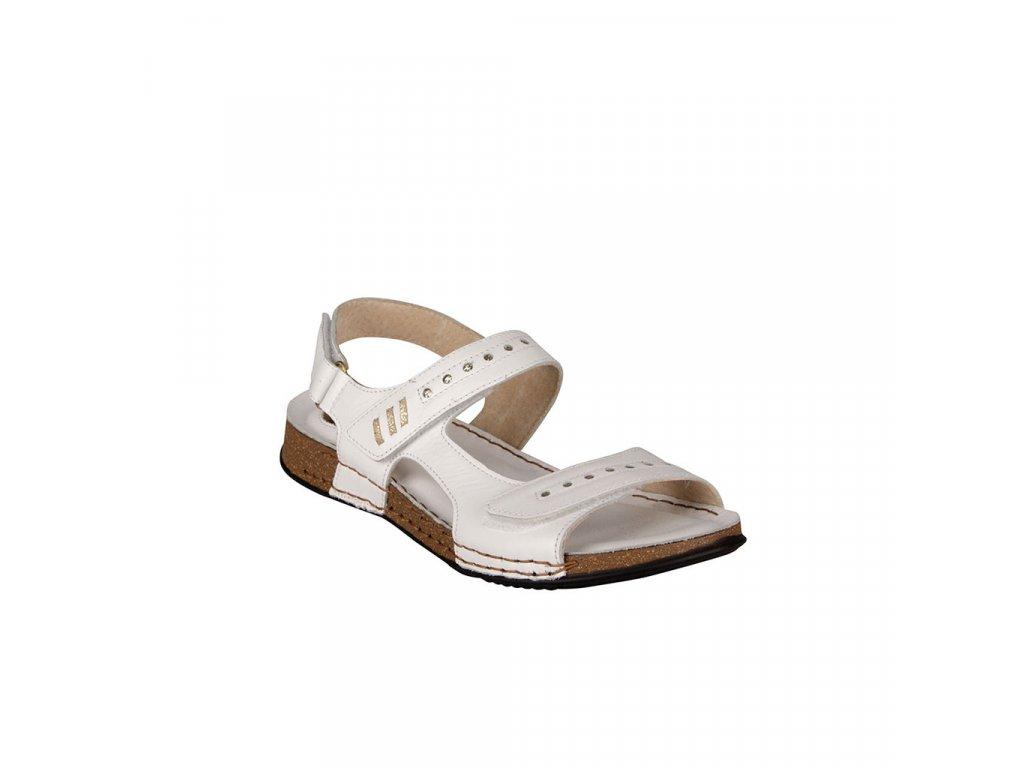 Dámské kožené sandály ARIANNA