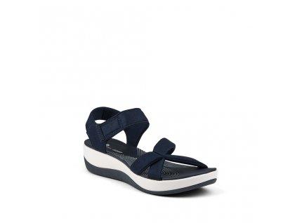 Dámské letní sandály CLARKS modré