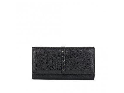 Dámská černá peněženka PIERRE CARDIN