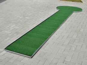Garden Minigolf - minigolf track
