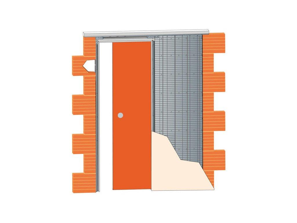 Stavební pouzdro Aktive II. Standard ZEĎ