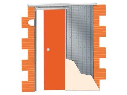Stavební pouzdro Aktive II. Standard SDK