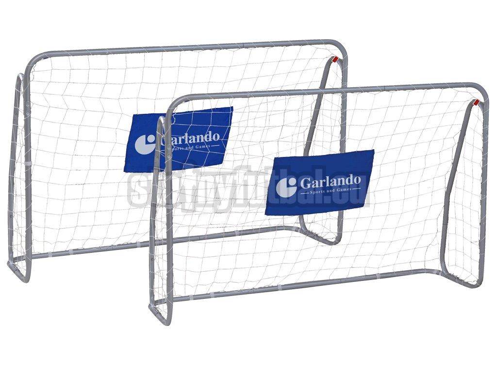 Futbalové bránky Garlando KICK RUSH 215 x 152 cm - 2ks