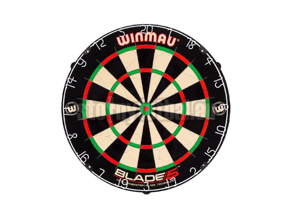 Winmau Sisalový terč Blade 5