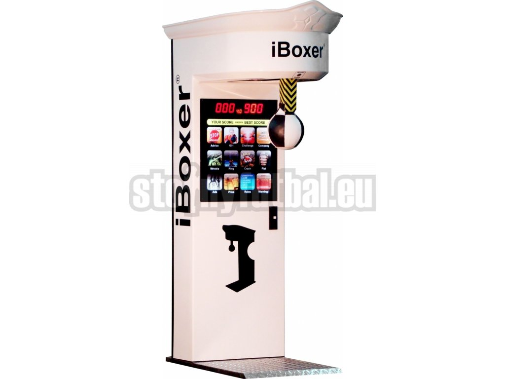 Silový automat iBoxer
