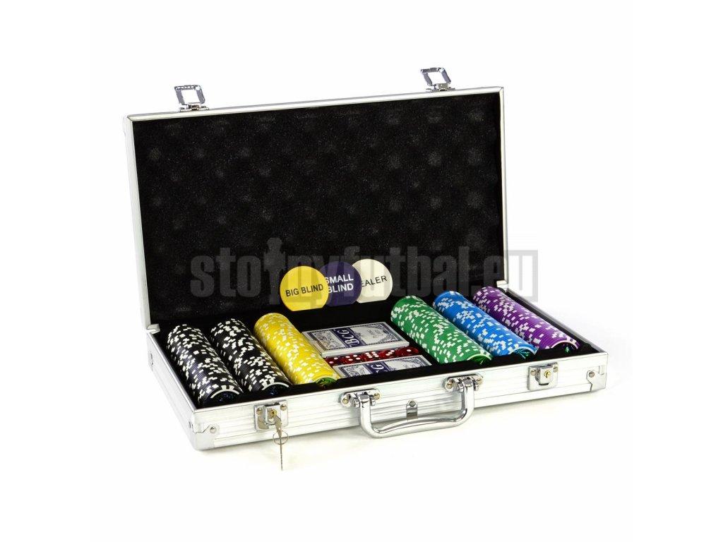 Poker set - 300 ks design Ultimate Garthen 1000