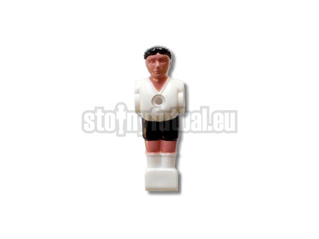 Hráč pre stolný futbal biely