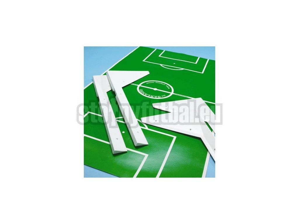 Mantinely sada 4ks pre stolný futbal Garlando-LONG