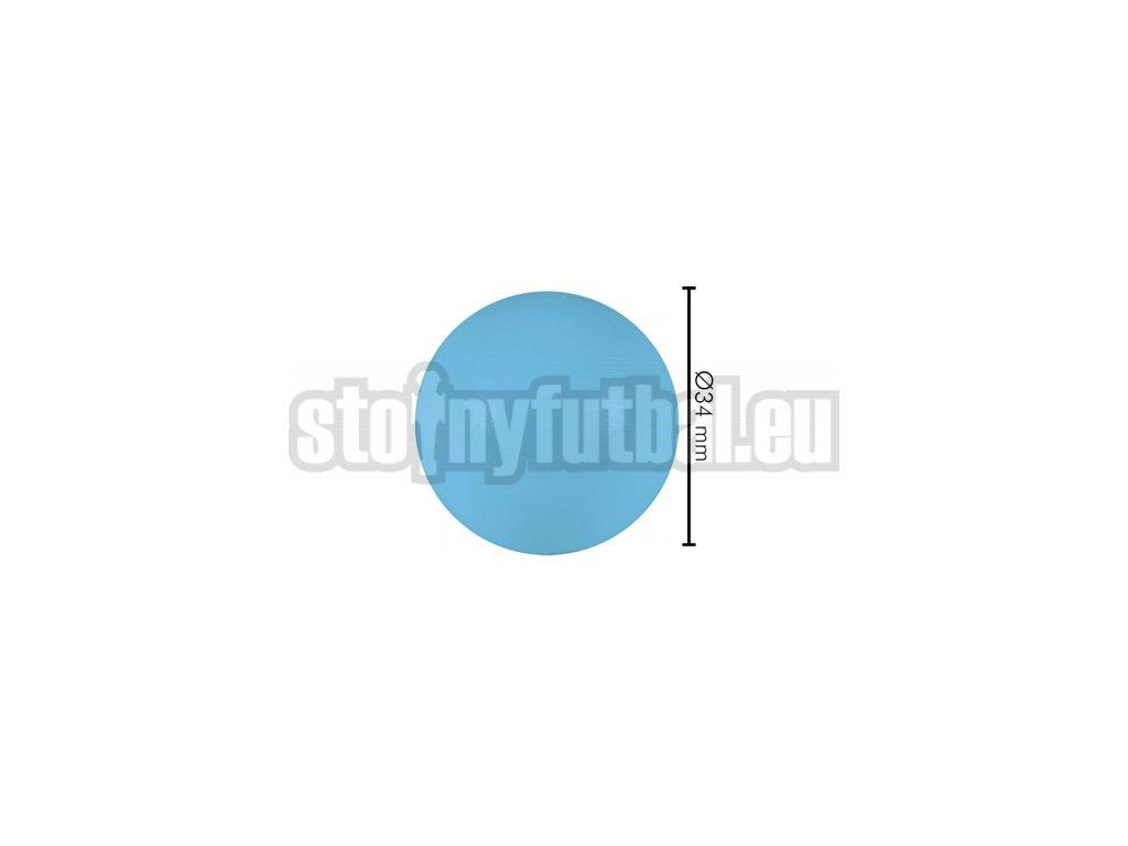 Lopta pre stolný futbal modrá