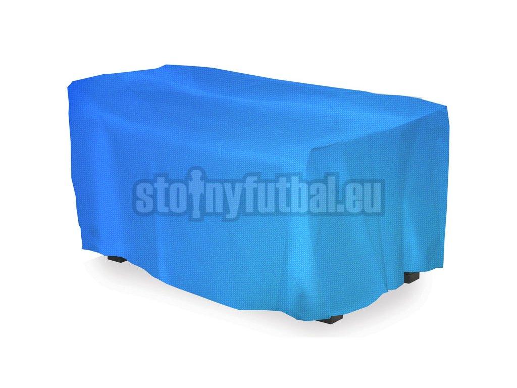 Krycia plachta pre stolný futbal