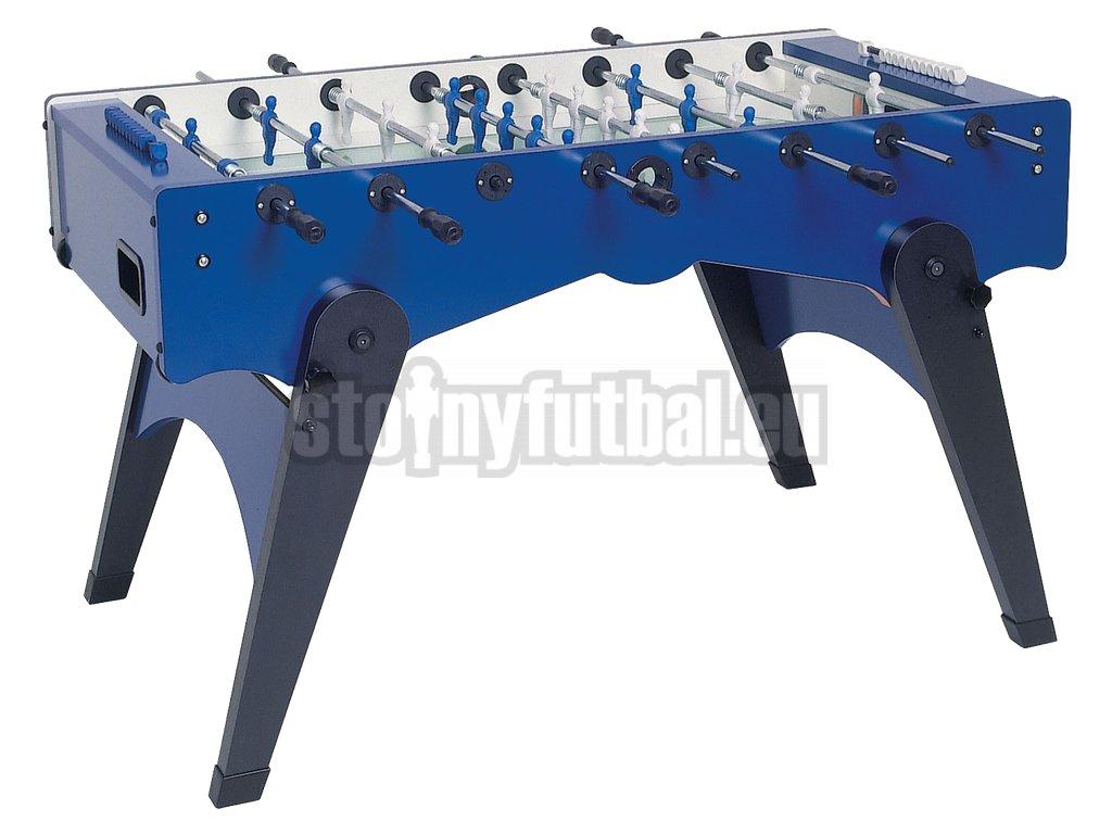 Stolný futbal Garlando FOLDY - pojazdná kolieska v rohoch, skladacie nohy
