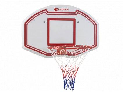 Basketbalový koš Garlando BOSTON 91 x 61cm