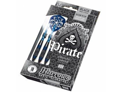 Šípky Harrows Pirate Blue 16g