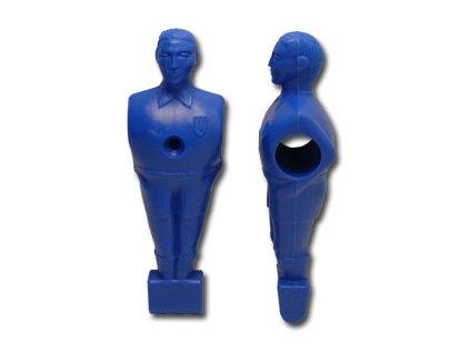 Hráč samostatný modrý
