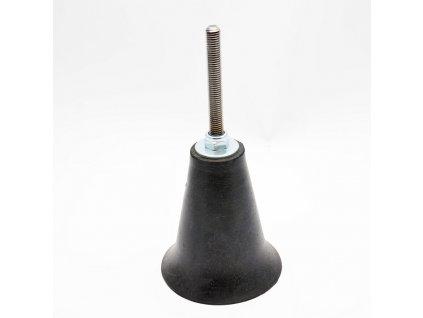Gumový zvon so závitovou tyčou na automat boxer