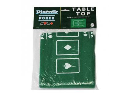 Poker sukno stolu Piatnik 60 x 90 cm