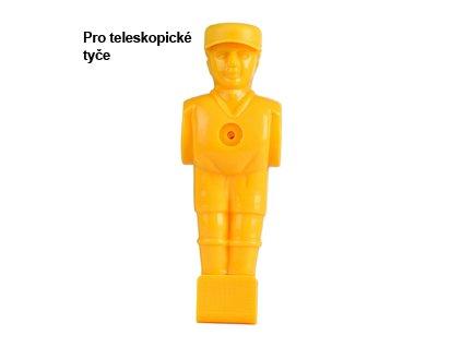 Hráč TUNIRO pro teleskopi -žltý