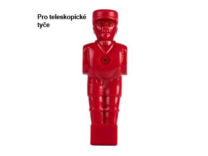 Hráč TUNIRO pro teleskopi -červený