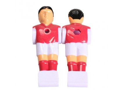 Hráč pre stolný futbal červený Funny M