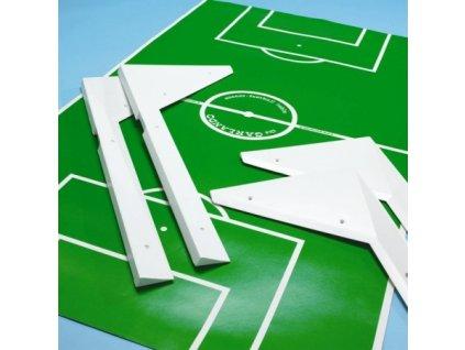 Mantinely sada 4ks pre stolný futbal Garlando-SHORT